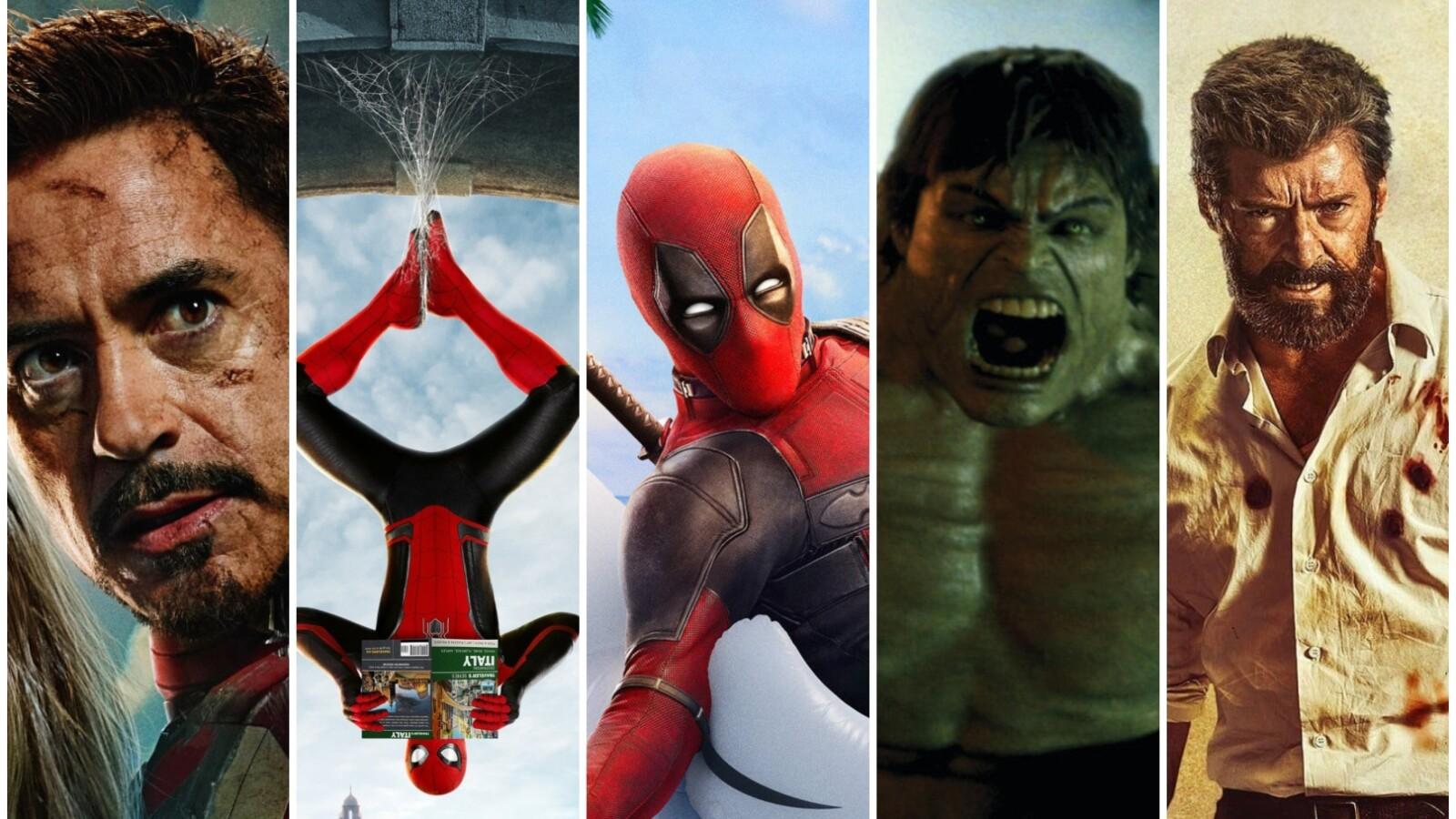 Marvel Filme Stream