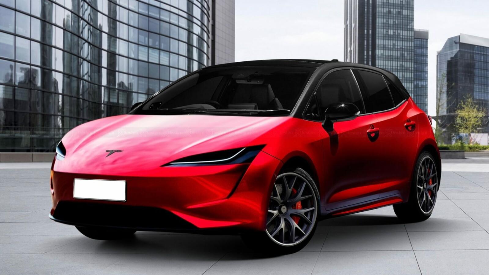 Tesla Model 2 für 20.000 Euro: Das kleine E-Sparmobil - NETZWELT