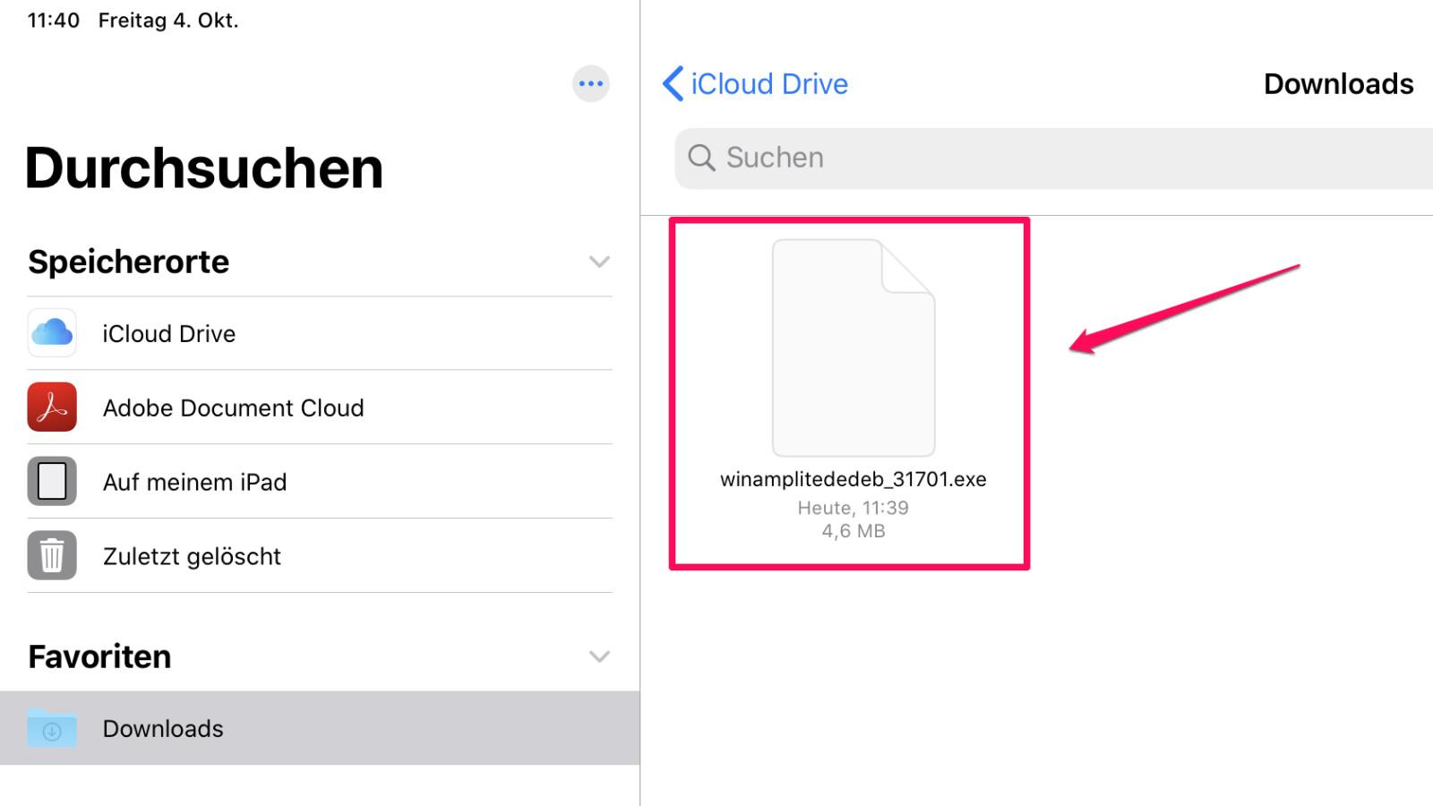 Dateien mit Safari herunterladen So geht's auf dem iPhone und ...