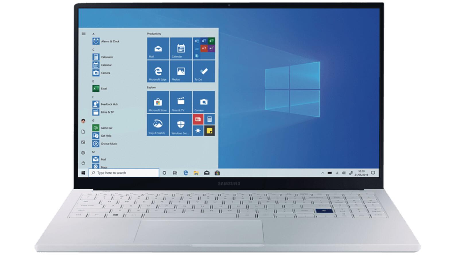MacBook-Konkurrent: Samsung Laptop mit AMD-Grafik noch in diesem Jahr?