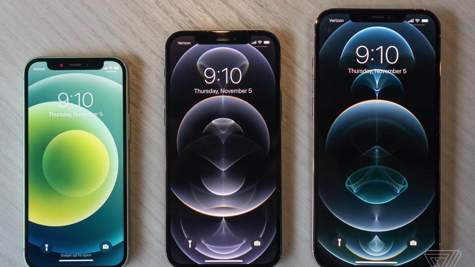 iPhone 12 Mini und Pro Max von Apple im Test: Pressespiegel
