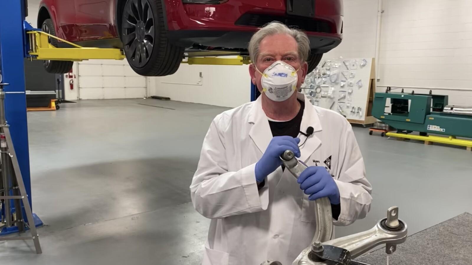 Tesla Model Y Teardown: Stärken und Schwächen - auf Spurensuche mit dem Experten