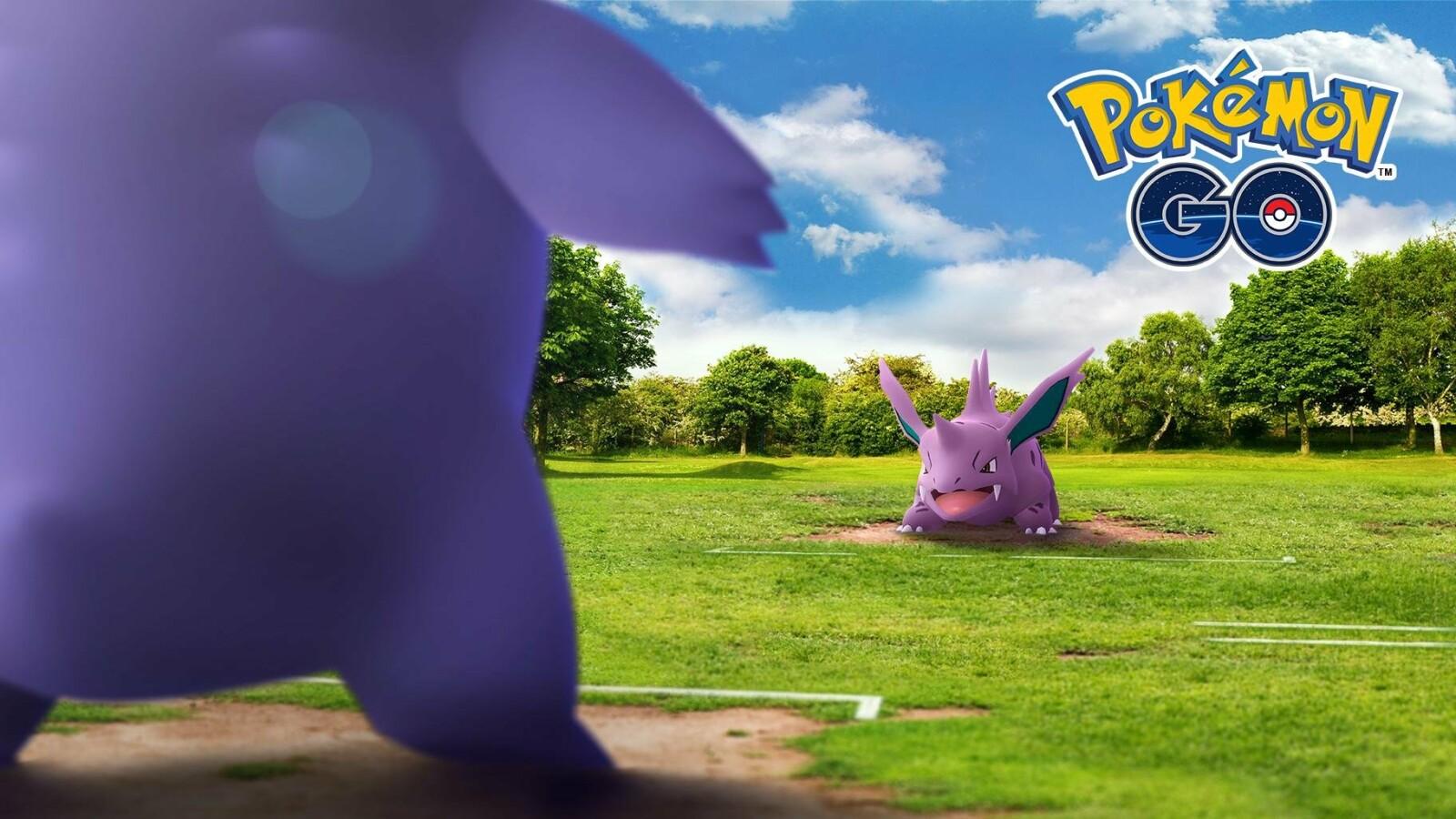 Pokemon go trainer kämpfe