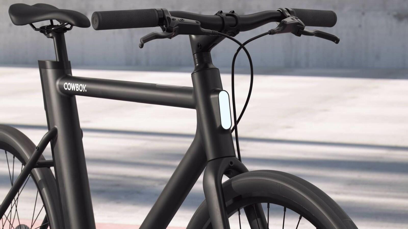 cowboy e bike fixie f r euro erreicht deutschland netzwelt. Black Bedroom Furniture Sets. Home Design Ideas