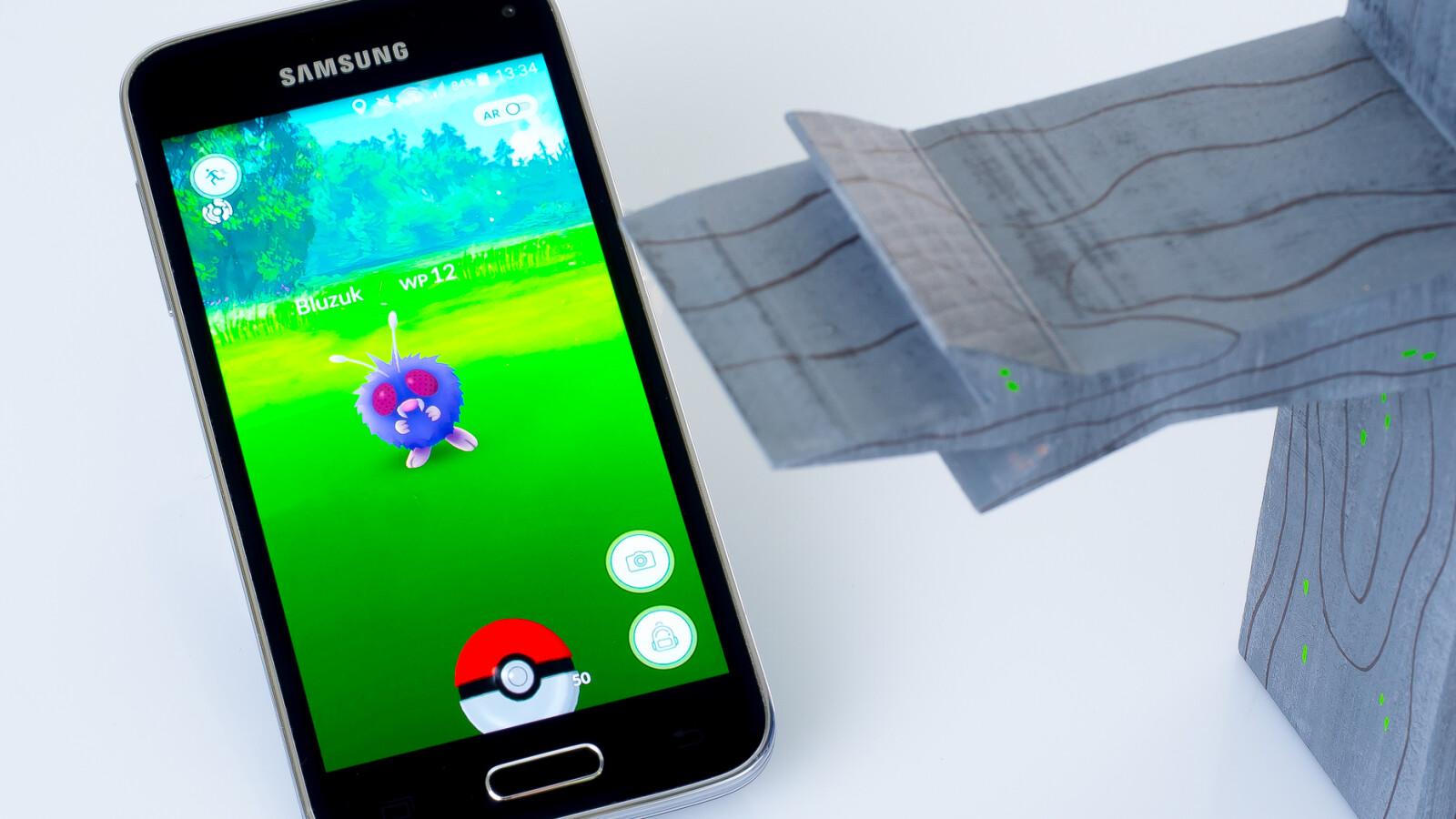 Pokemon Go Quellcode