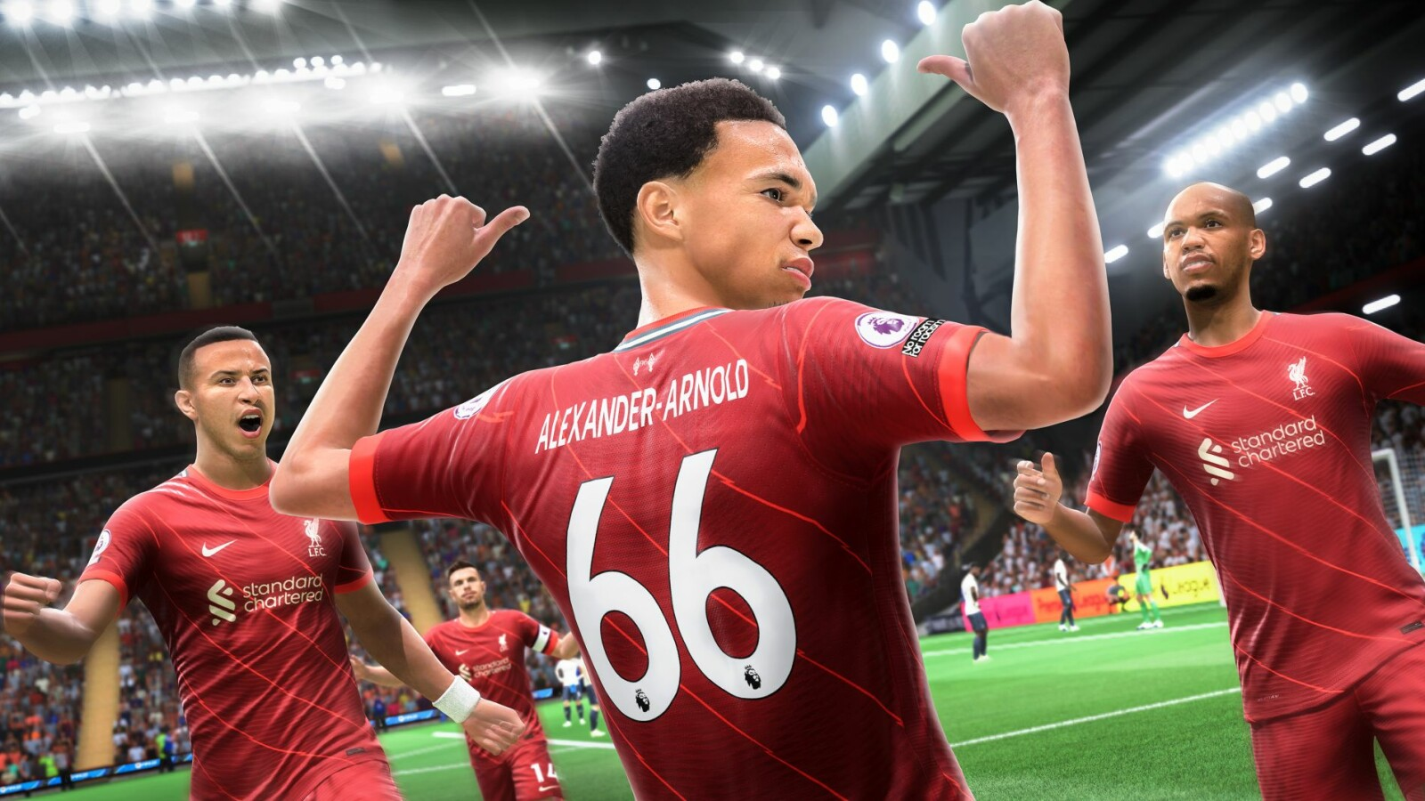 FIFA 22: EA enthüllt Gameplay, Hypermotion und KI im Video
