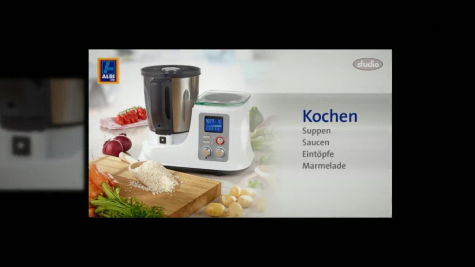 Küchenmaschine Von Aldi Süd 2021
