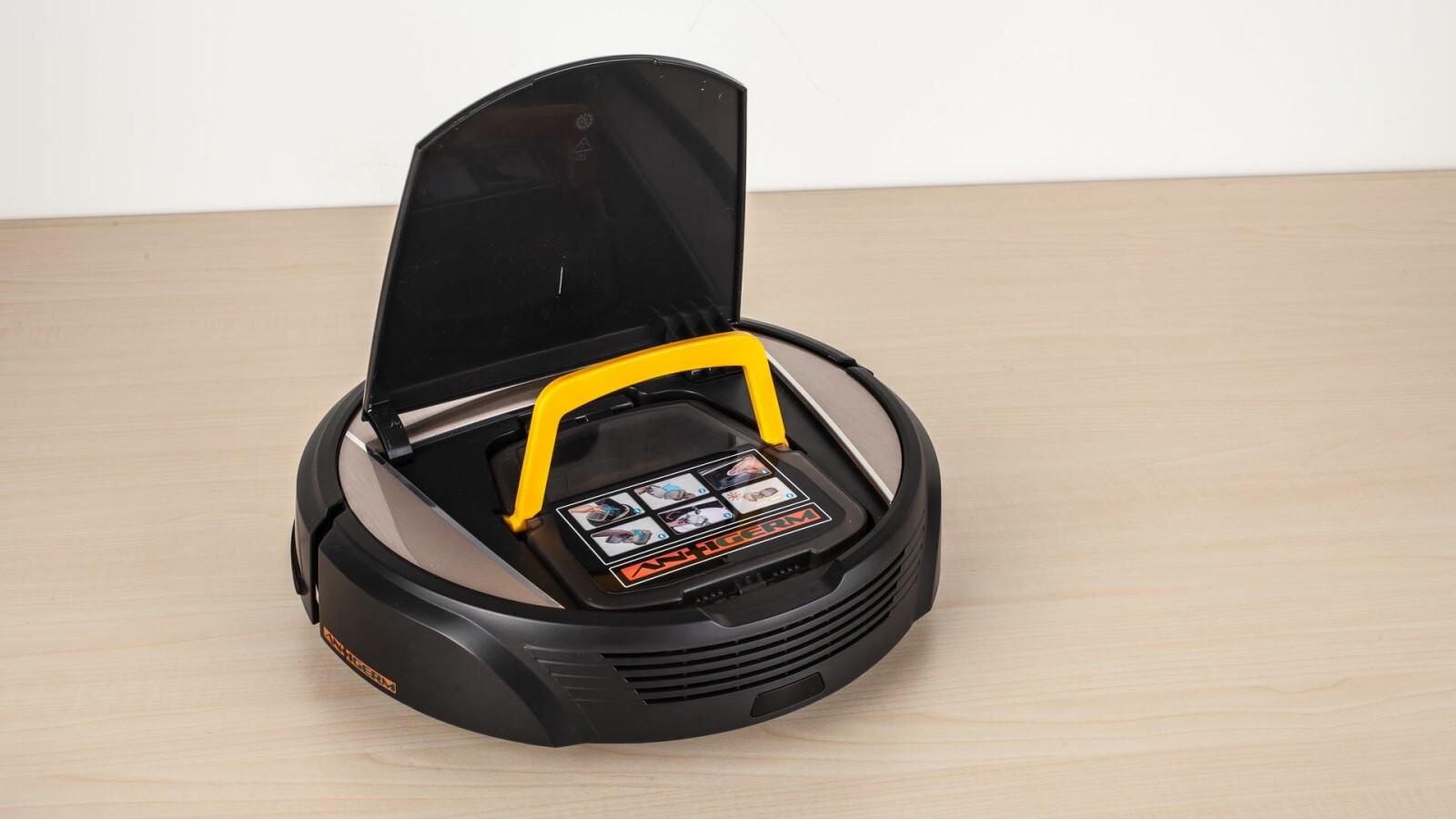 deebot 8 im test staubsauger roboter mit wischfunktion. Black Bedroom Furniture Sets. Home Design Ideas