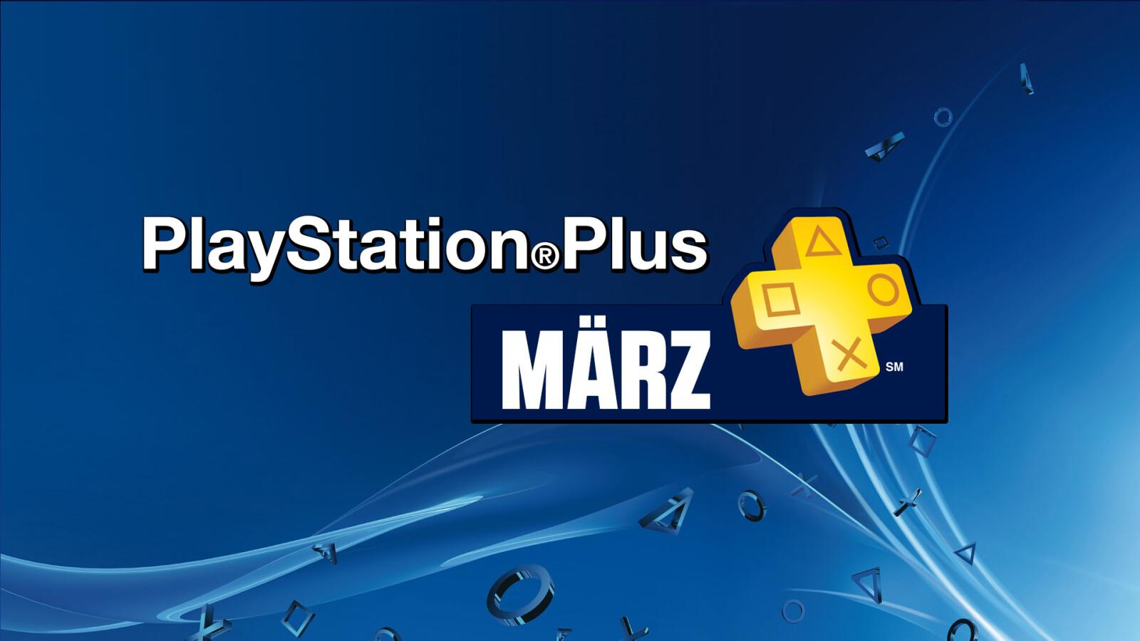 PS Plus - März: Sony gibt kostenlose Spiele bekannt