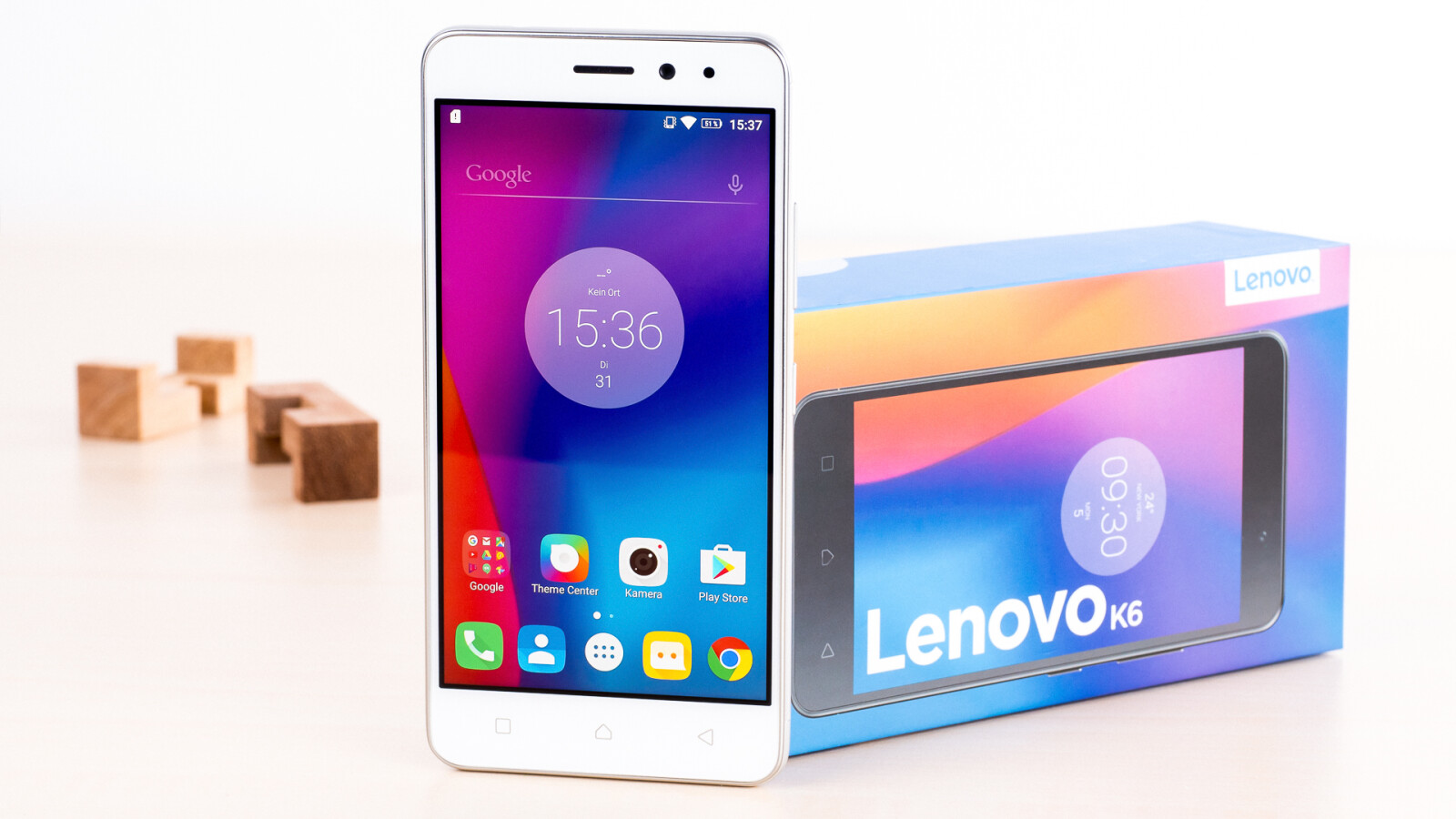 lenovo k6 im test kompakter 5 z ller aus metall f r unter. Black Bedroom Furniture Sets. Home Design Ideas