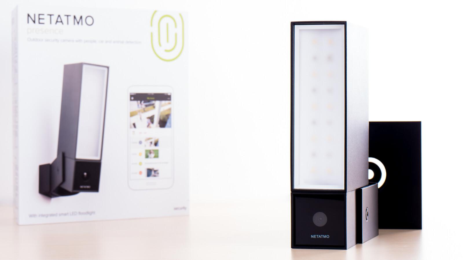 netatmo presence im test smarte sicherheitskamera. Black Bedroom Furniture Sets. Home Design Ideas