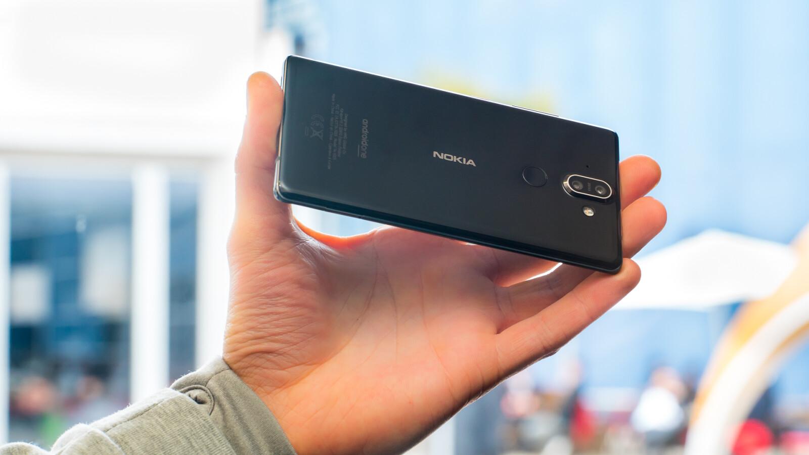 Nokia 8 und 8 Sirocco: Android 9 Pie-Beta für Nokia 8 verfügbar