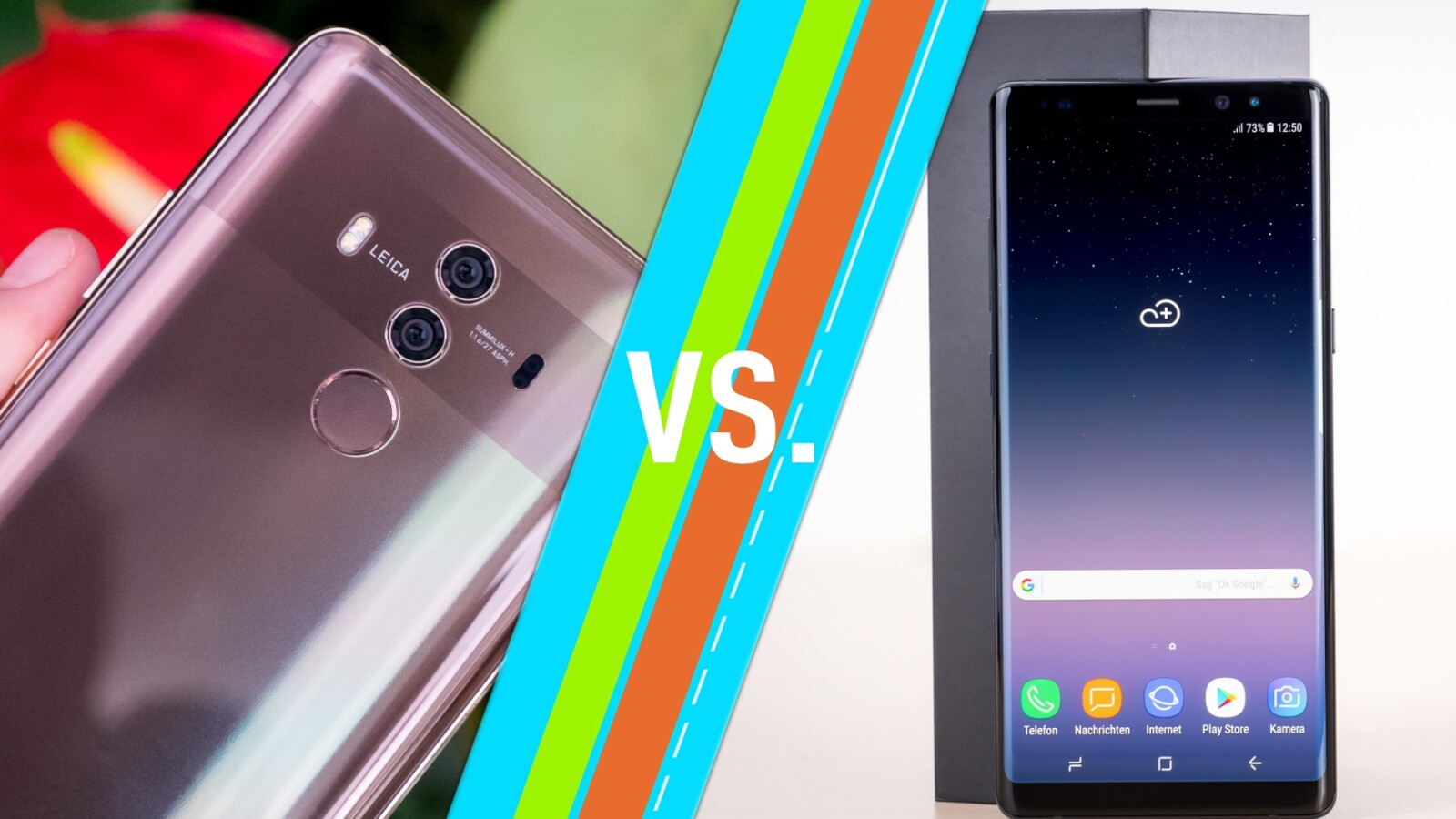 huawei mate 10 pro vs samsung galaxy note 8 smartphones. Black Bedroom Furniture Sets. Home Design Ideas