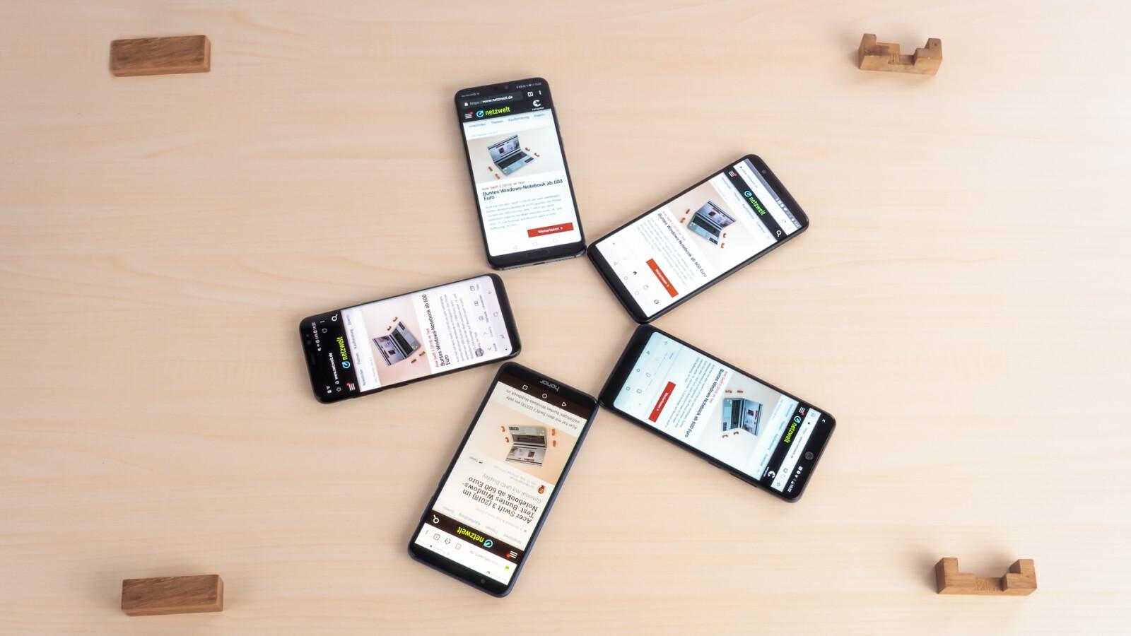 Android-Browser Test: Die besten Smartphone-Browser im Vergleich