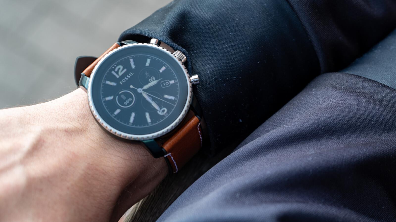 Whatsapp auf fossil smartwatch installieren