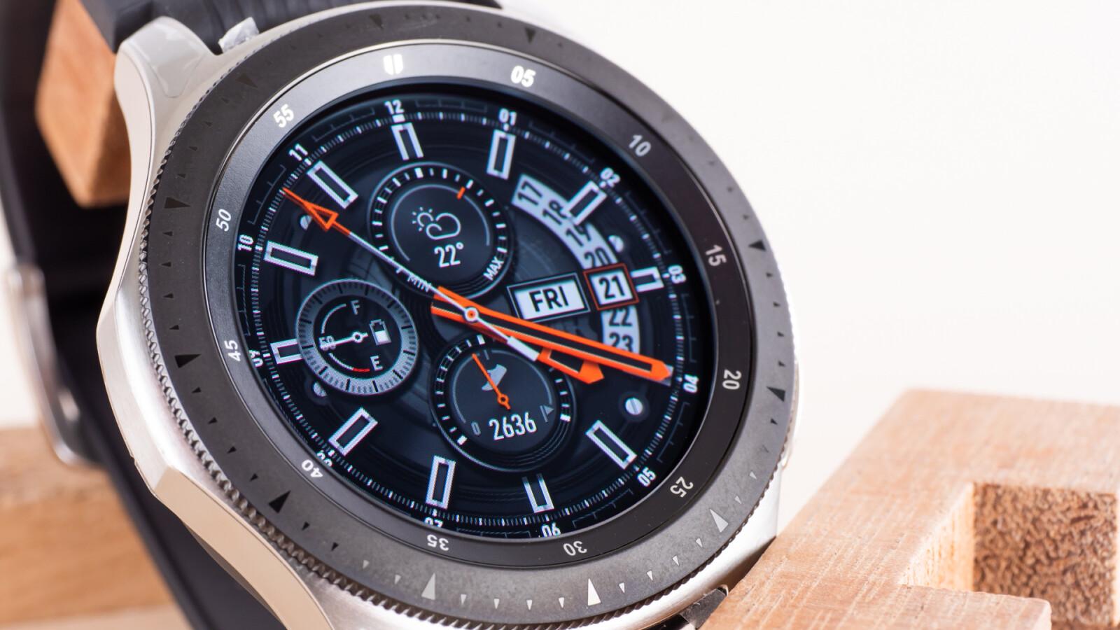 Galaxy Watch im Test: Gear S4 unter falscher Flagge