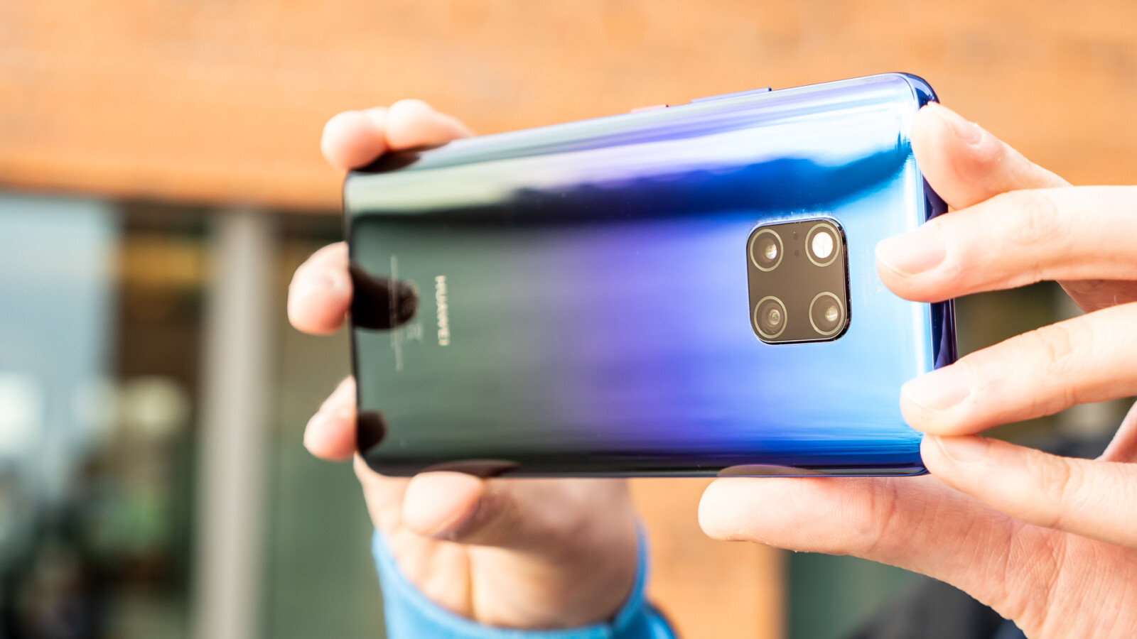 huawei mate 20 pro im test mit video traum handy f r. Black Bedroom Furniture Sets. Home Design Ideas