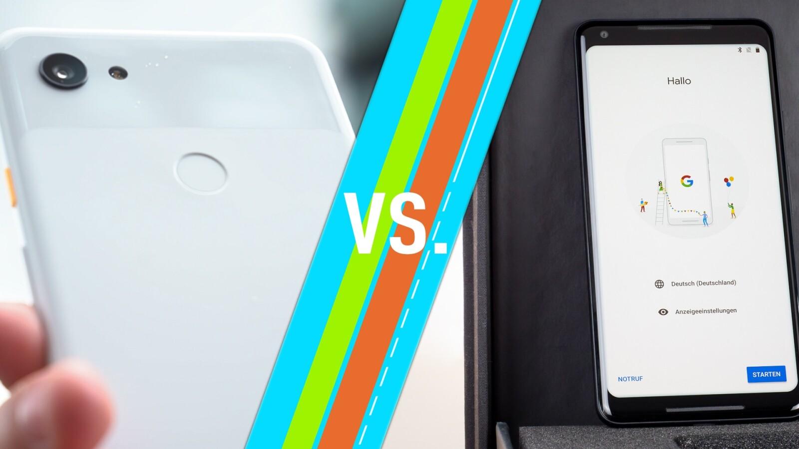 Pixel 3a Xl Vs Pixel 2 Xl Welches Google Handy Ist Besser Netzwelt