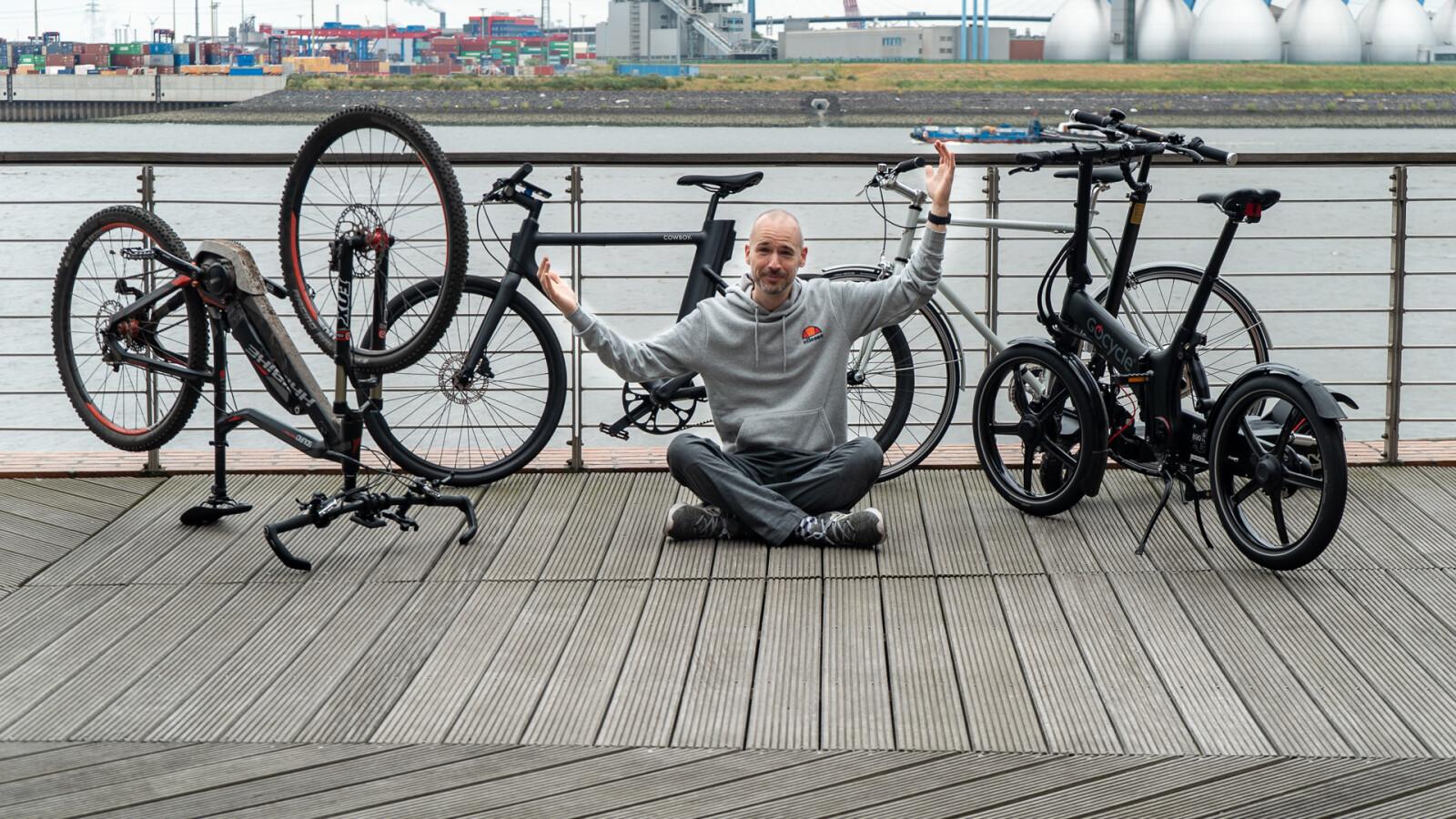 E-Bike Neuheiten 2020: Gesundheit, Umwelt, Dauergrinsen - es liegt in eurer Hand