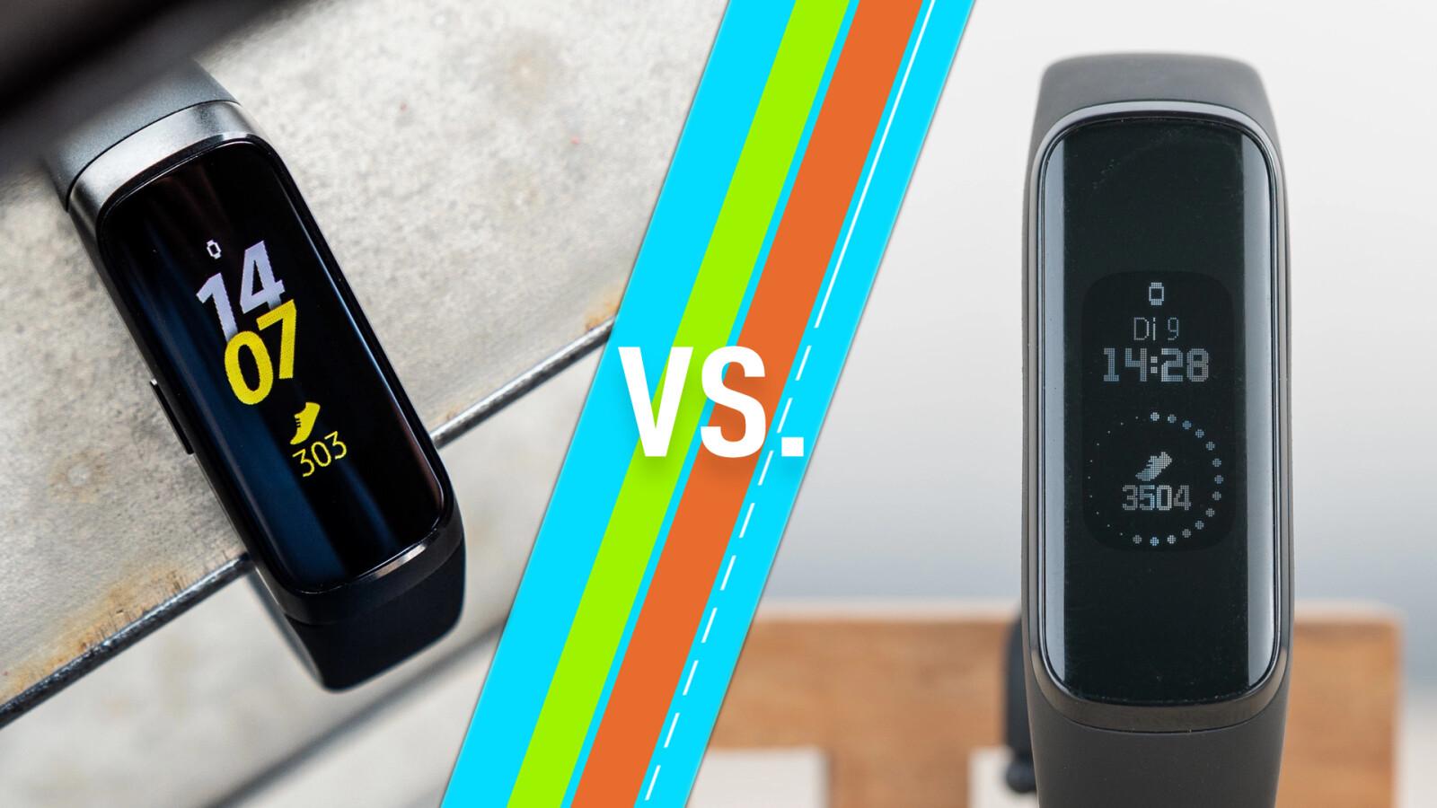 Samsung Galaxy Fit vs. Galaxy Fit e: Das sind die Unterschiede