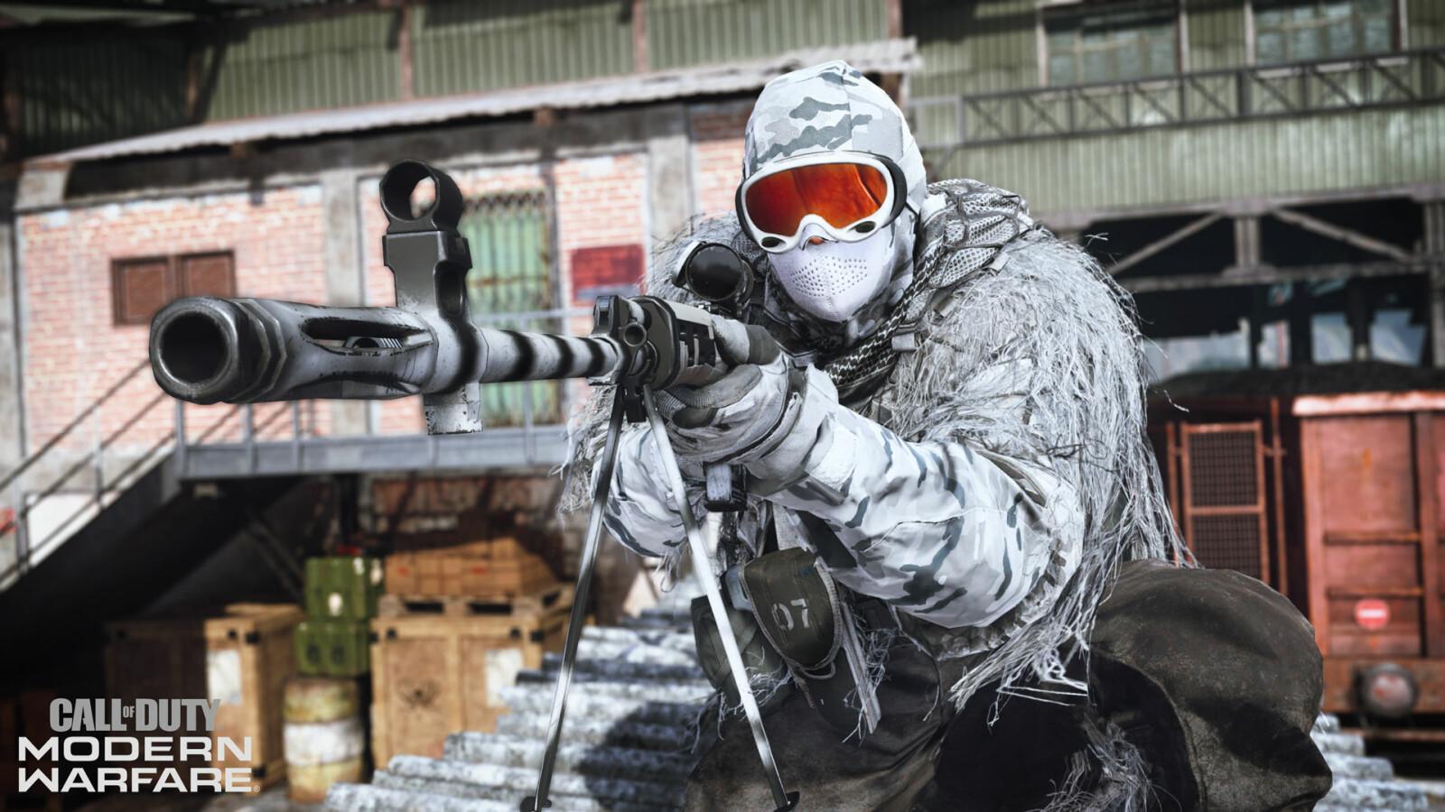 Call of Duty Modern Warfare: Battle Royale-Modus Warzone wohl mit großer Überraschung