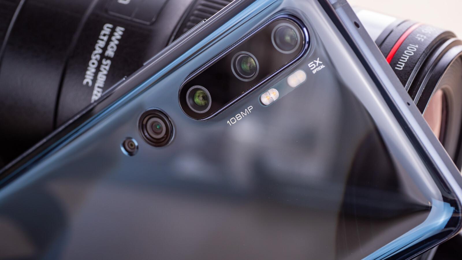 Xiaomi Mi Note 10 im Test: Erstes Smartphone mit 108-Megapixel-Kamera