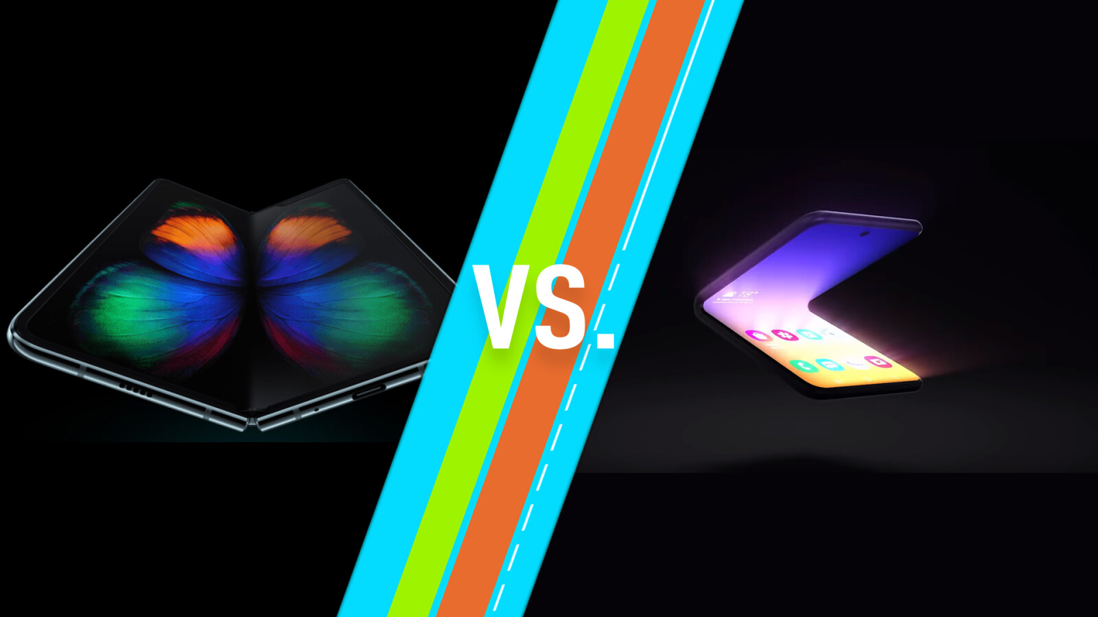 Samsung Galaxy Fold vs. Galaxy Z Flip: Unterschiede im Überblick