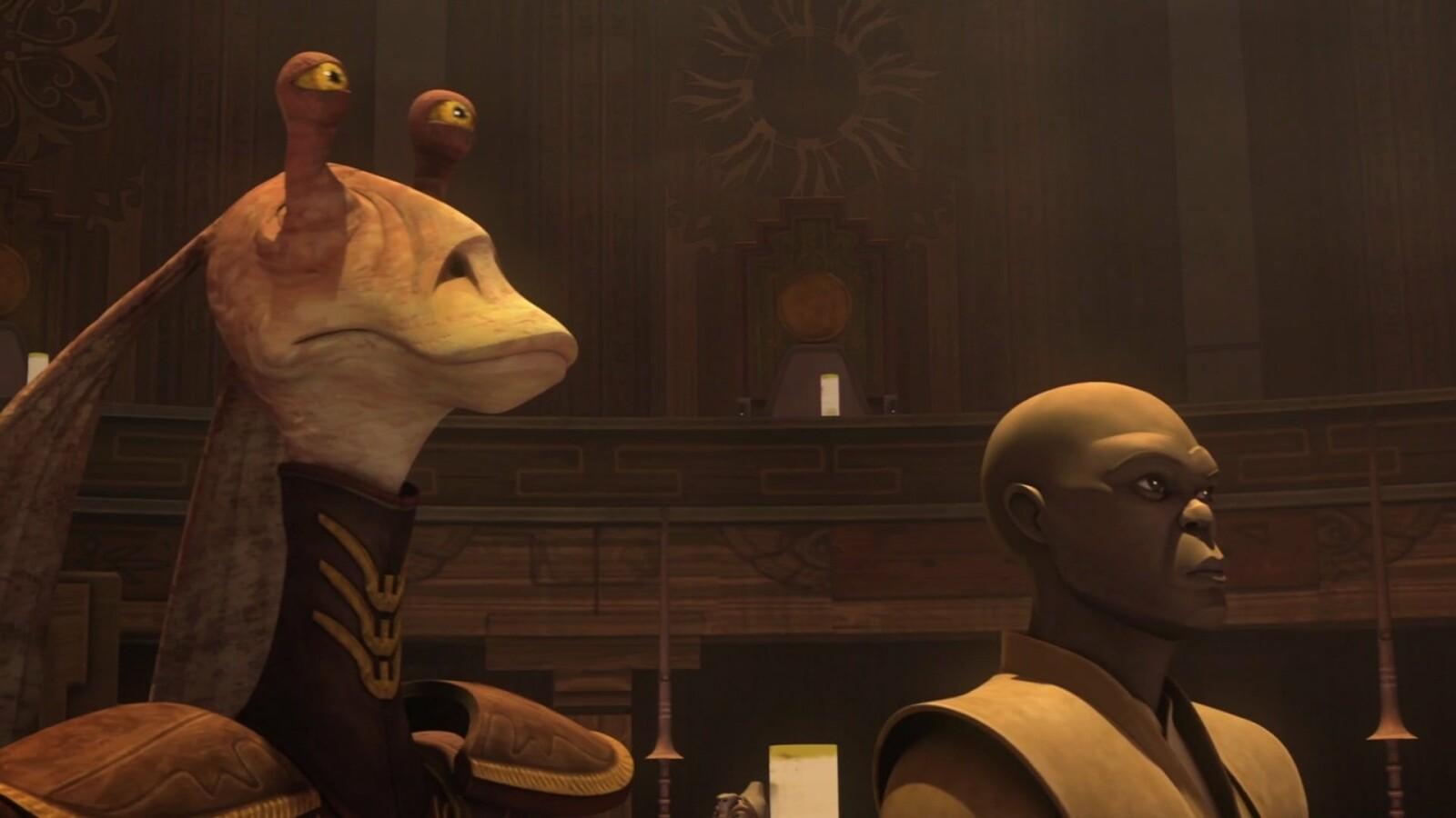 """""""Kenobi"""": Spielt Jar Jar Binks in der Disney+-Serie eine Rolle?"""