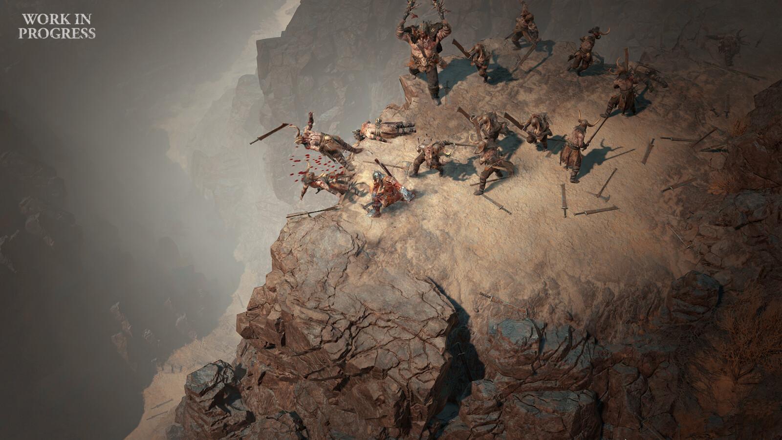 Diablo 4: Neue Screenshots zeigen Monsterfamilien, UI und Koop-Modus