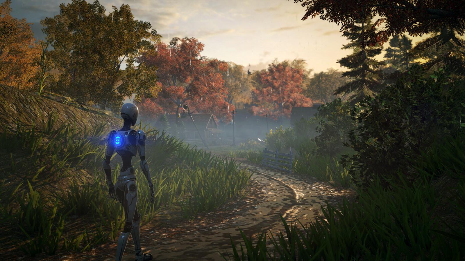 Kostenloses PC-Spiel: The Uncertain Last Quiet Day auf Steam gratis herunterladen
