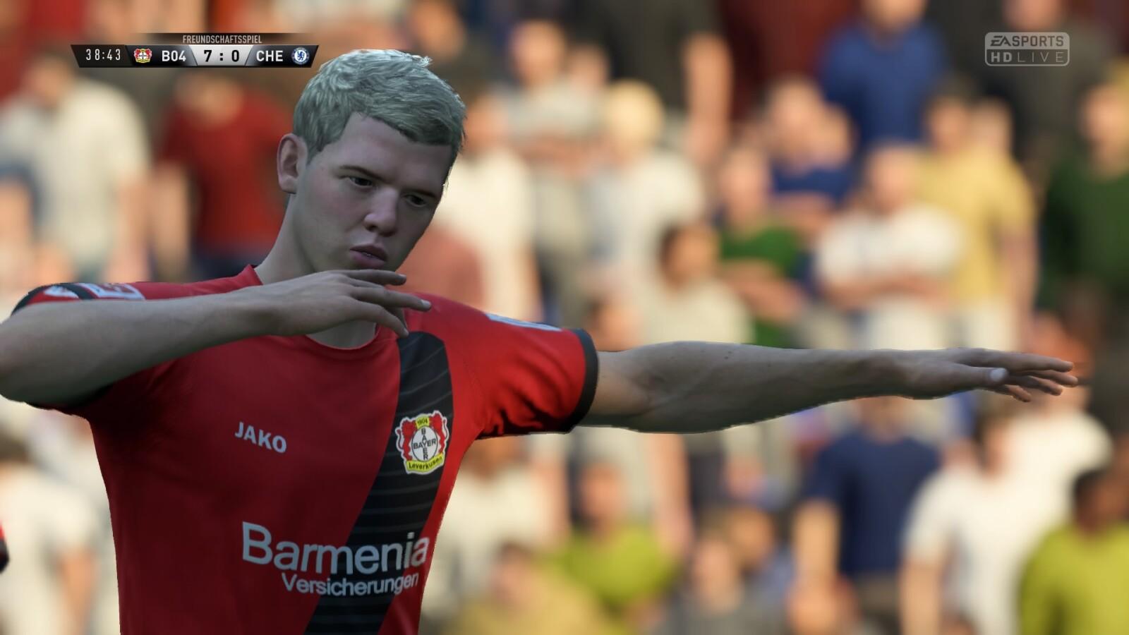 Fifa 18 Spieler Mit Potenzial