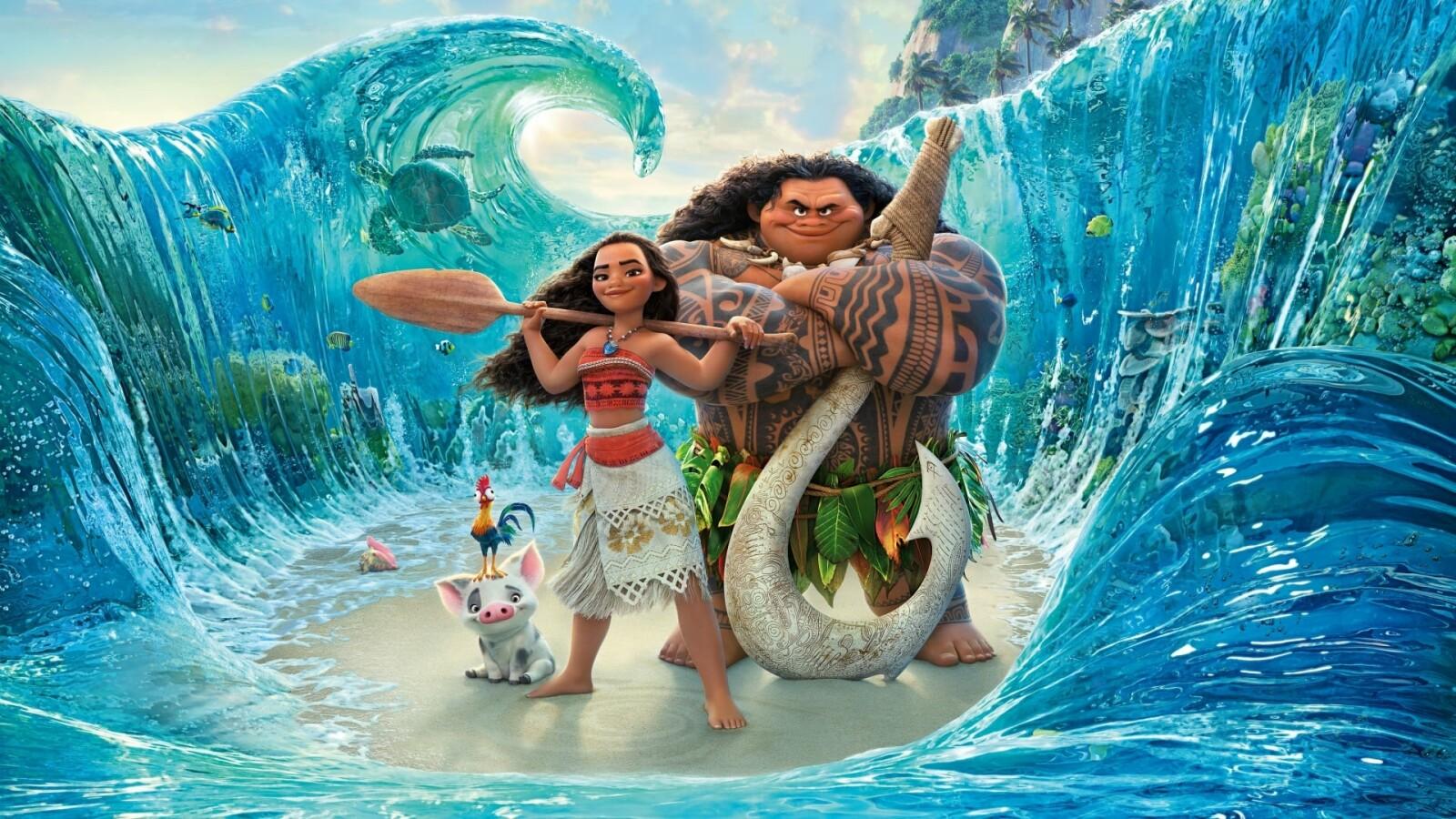 Disney Vaiana Stream