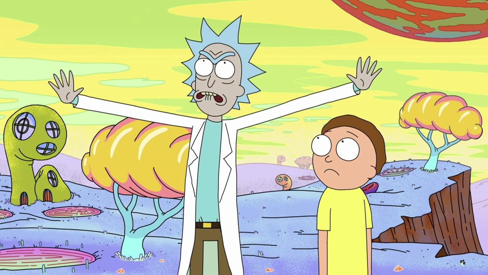Rick And Morty Auf Deutsch