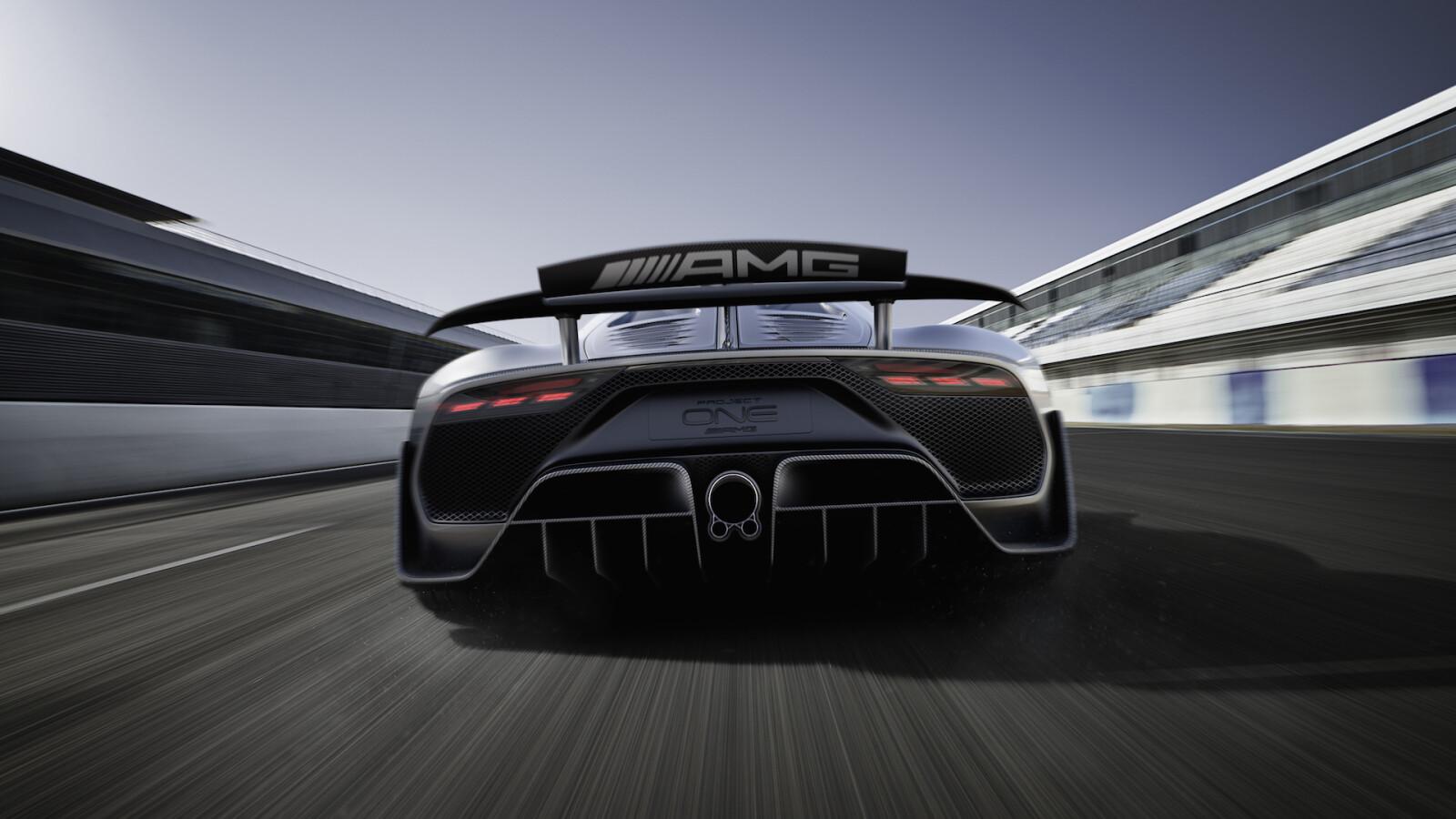 Mercedes AMG Project One Hat Jemand Da Gerade Grossenwahn Gesagt