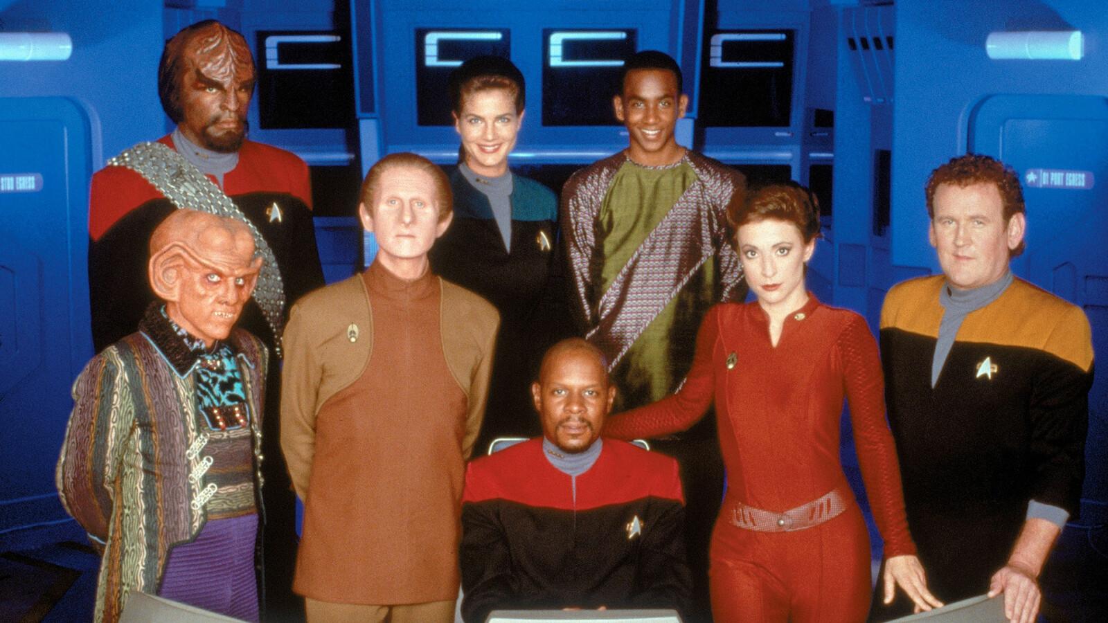 Star Trek Deep Space Nine   Staffeln und Episodenguide   Alle ...