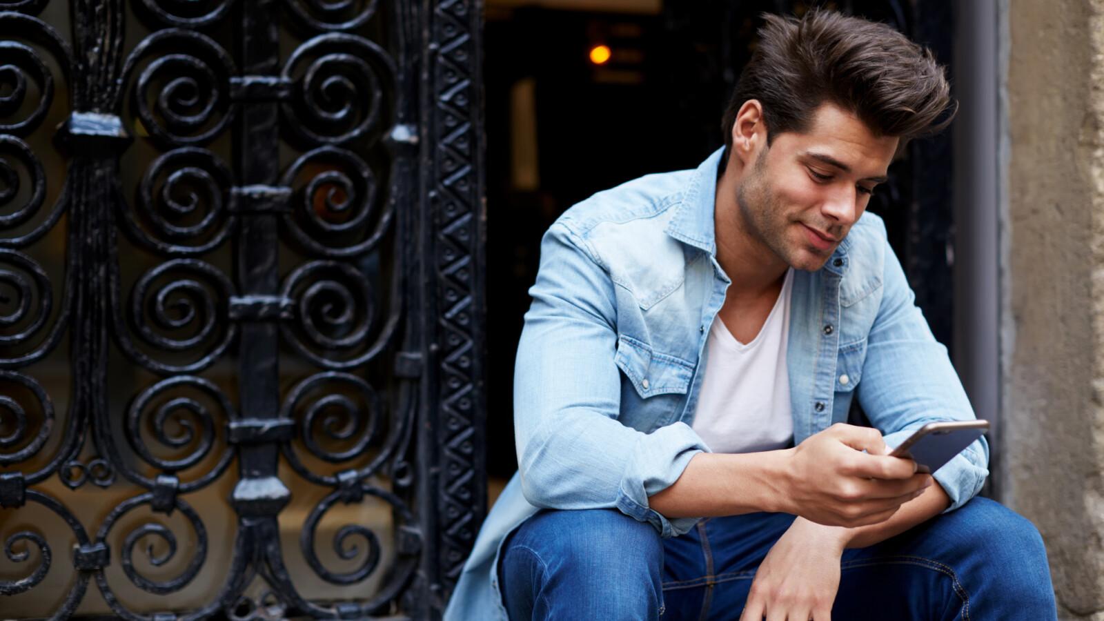 Tinder: Ideen für die erste Tinder-Nachricht