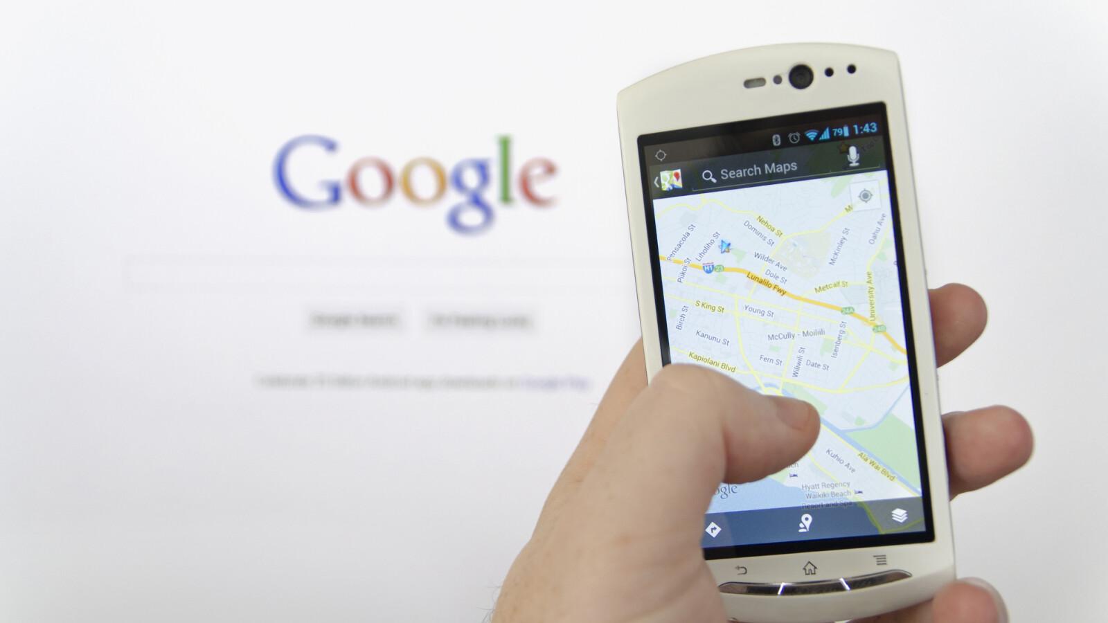 Google Maps: So zoomt ihr mit nur einem Finger