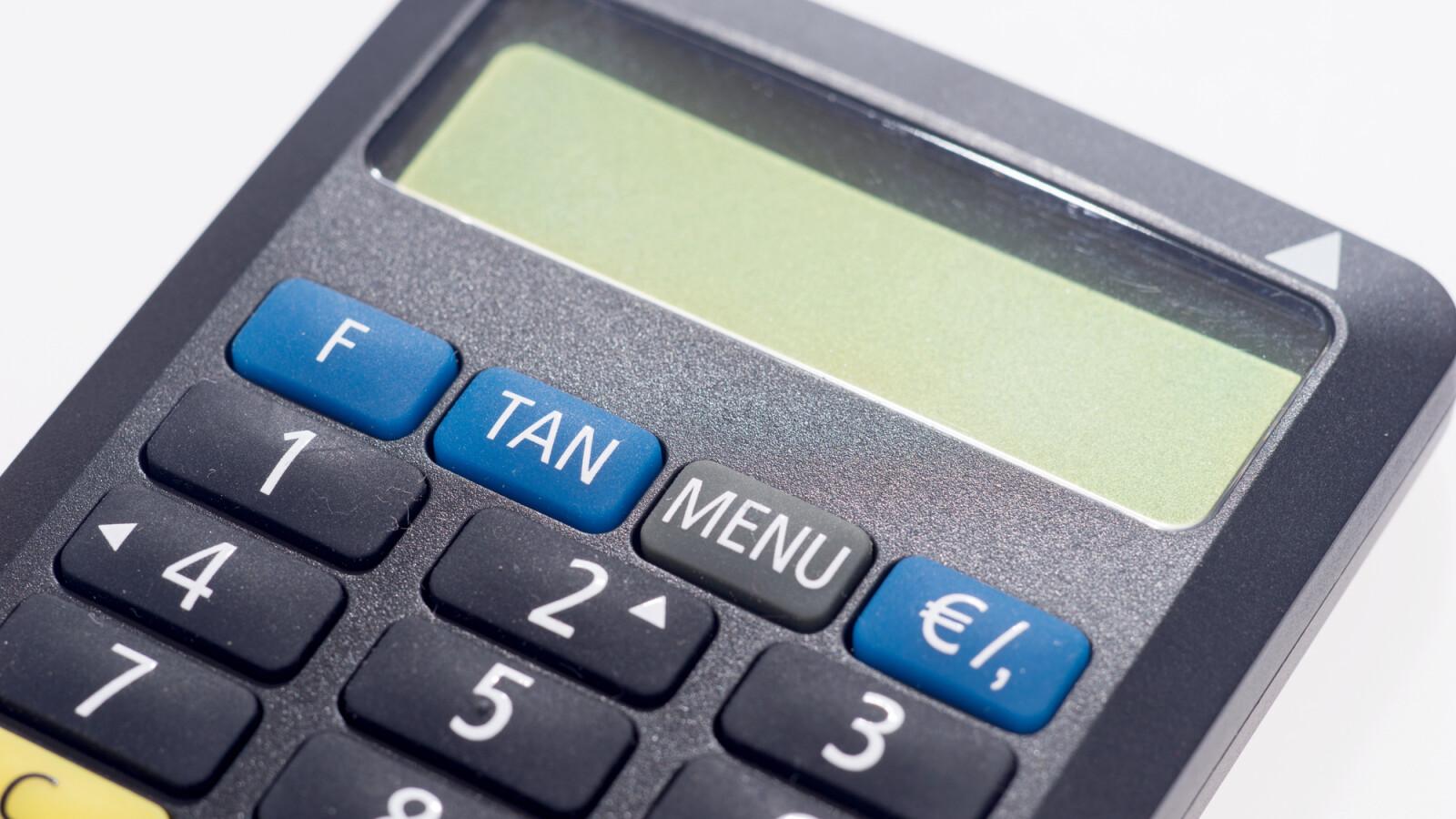 Online-Banking: TAN-Verfahren im Vergleich