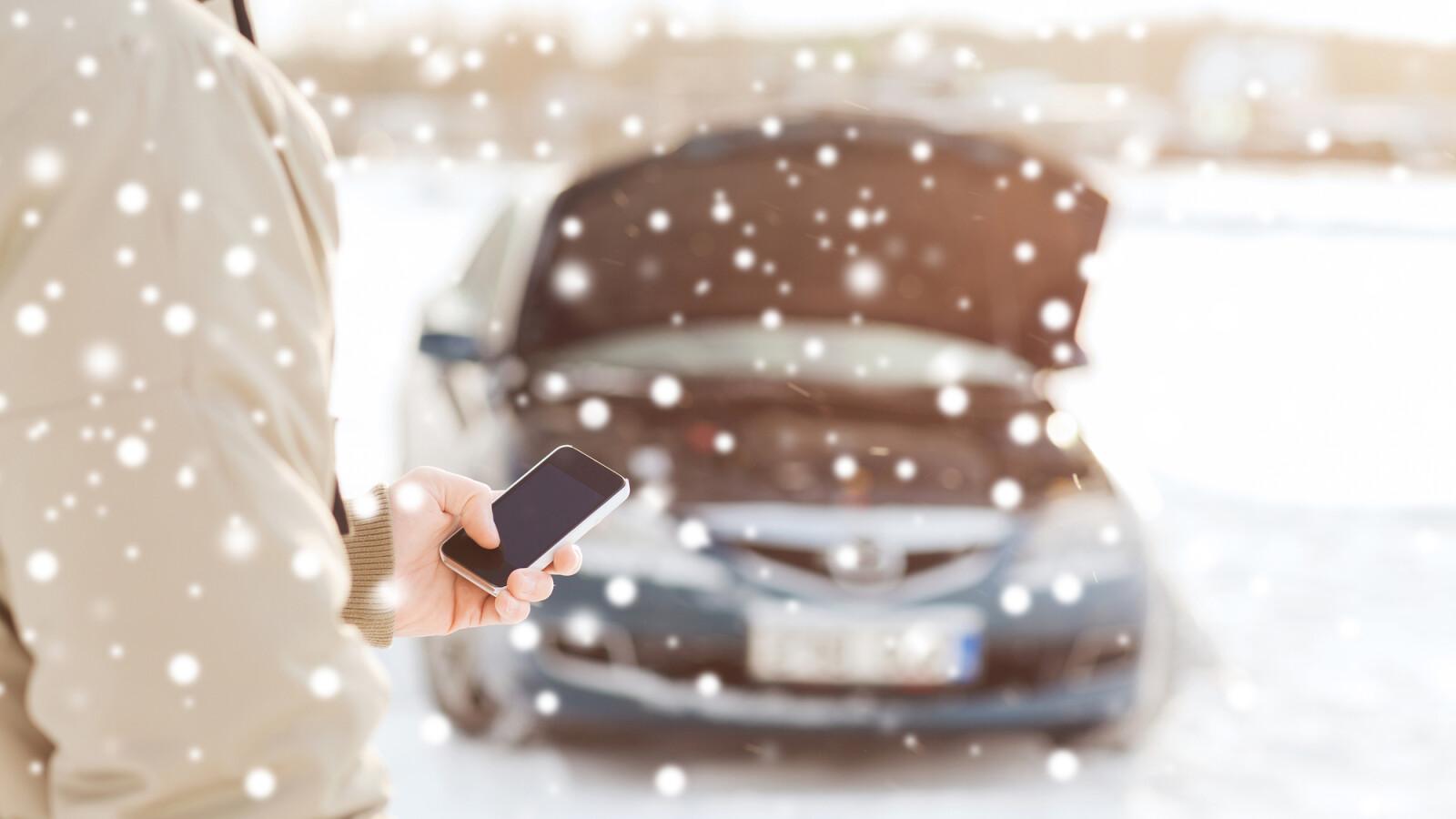 Handy im Winter schützen: So rettet ihr euer Smartphone vor dem Kältetod