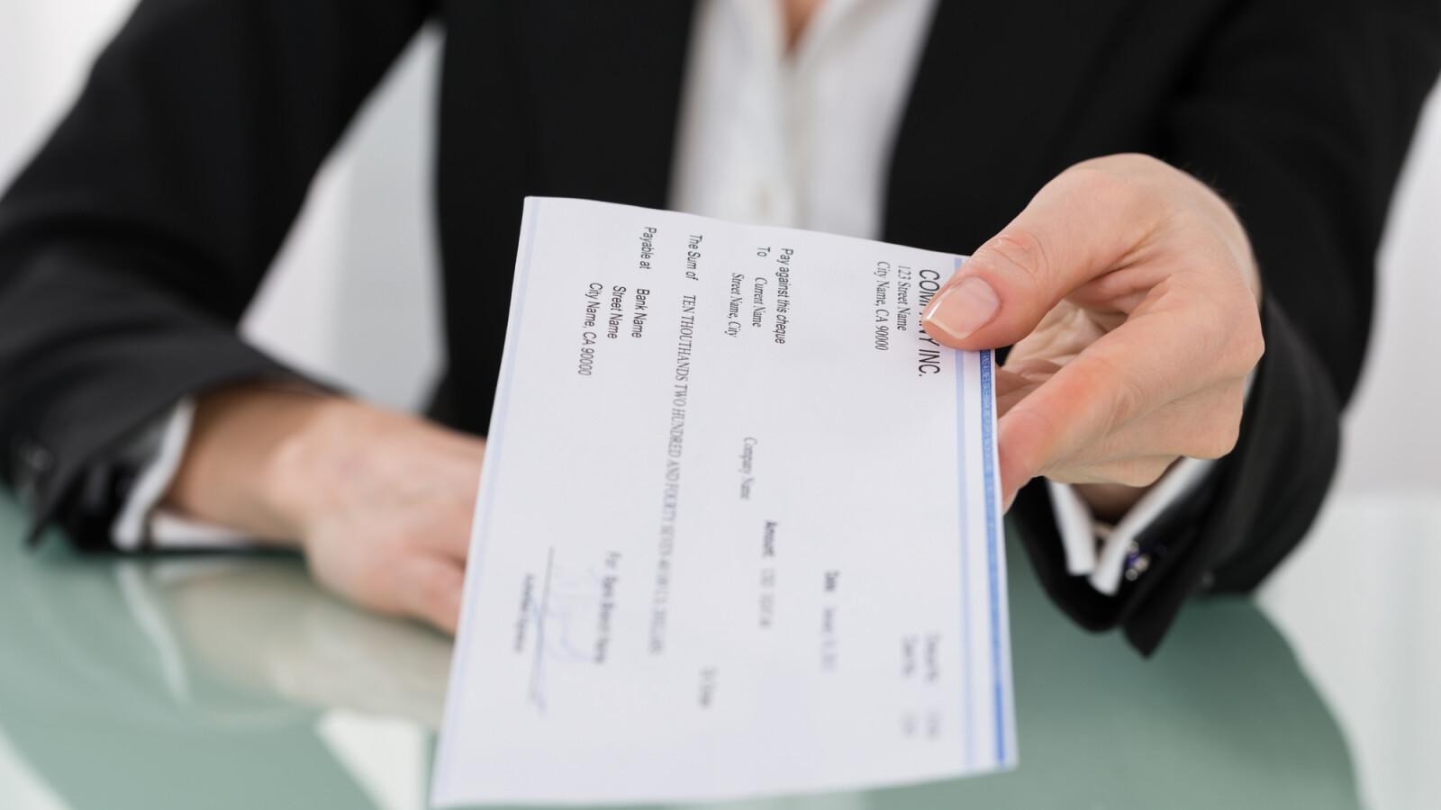 eBay Kleinanzeigen: Vorsicht vor Scheckbetrug - NETZWELT