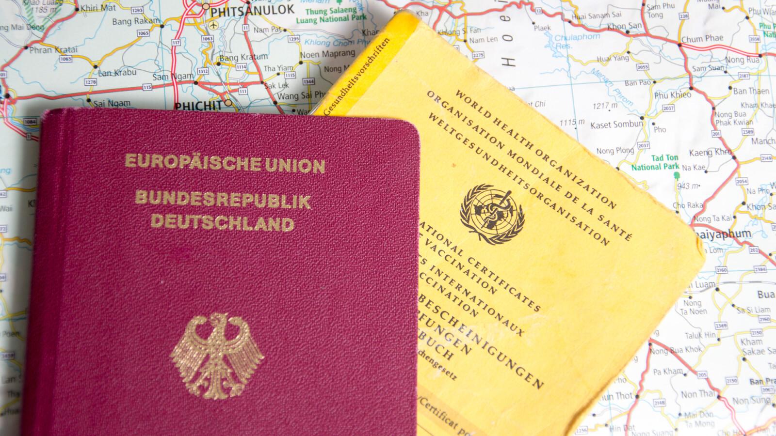 passnummer reisepass