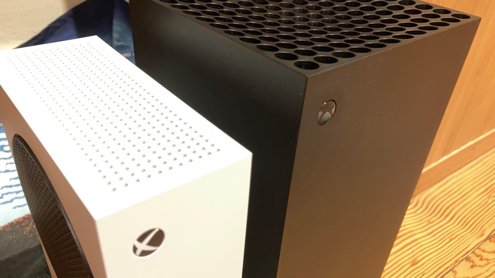 Xbox Series X Ennakkotilaus