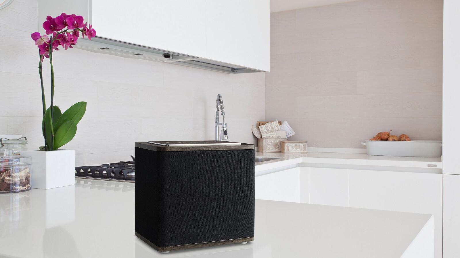 bei aldi wlan lautsprecher f r multiroom audio von medion netzwelt. Black Bedroom Furniture Sets. Home Design Ideas