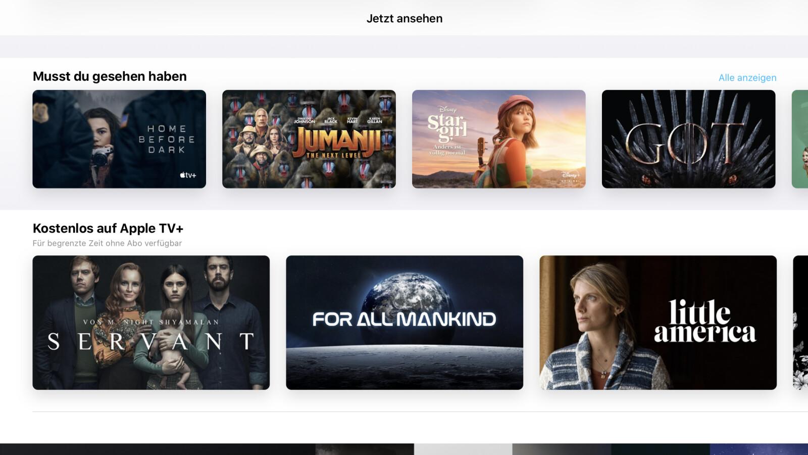 Apple Tv+ Kostenlos
