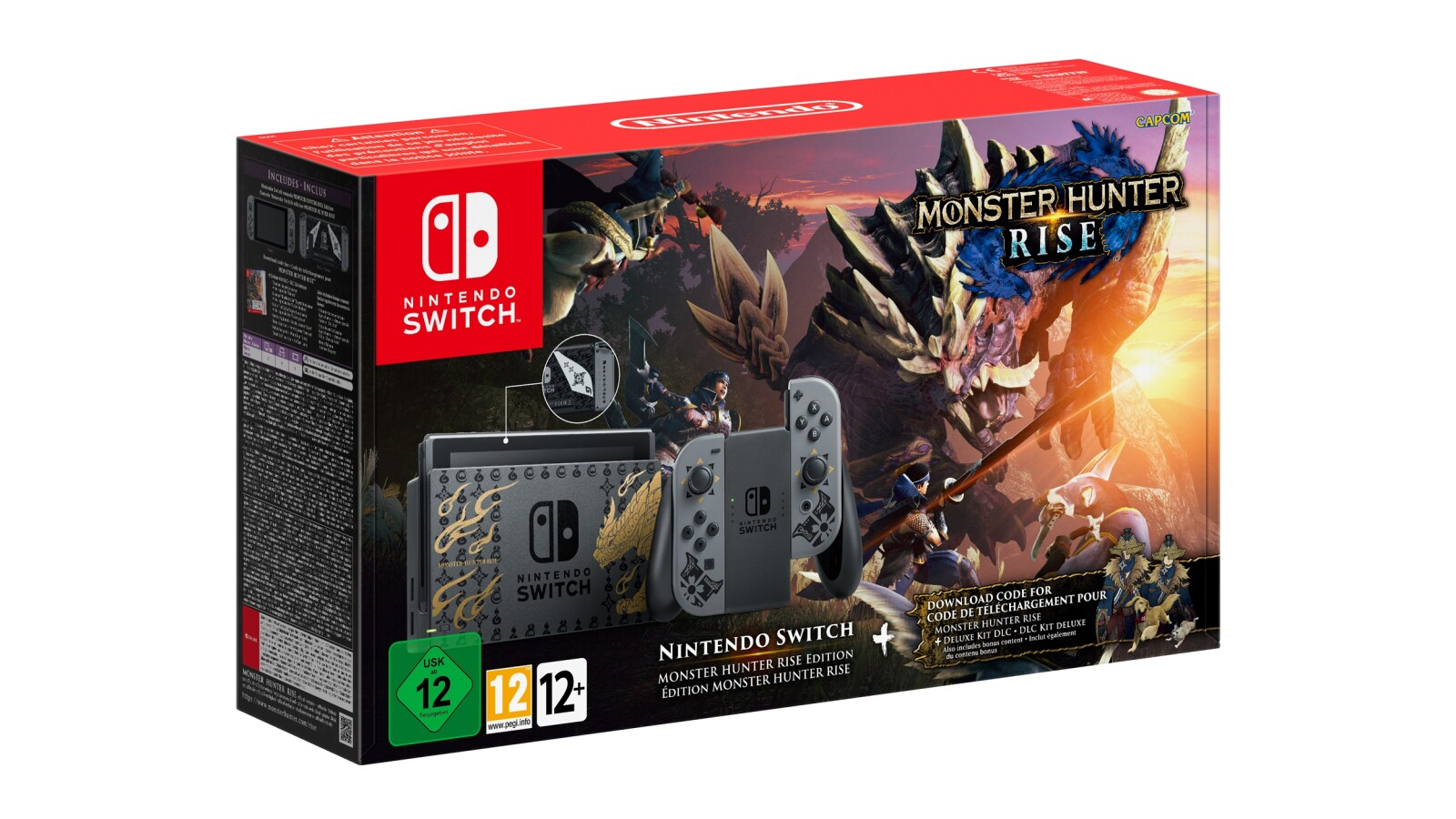 Nintendo: Monster Hunter-Edition angekündigt - Release-Termin und krasse...