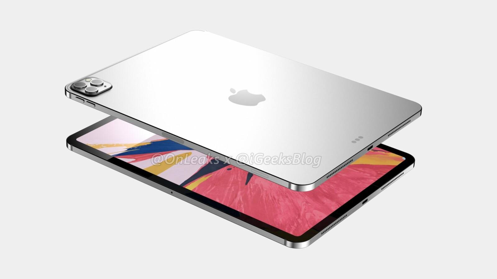 iPad Pro 2020 statt iPhone 12: Kameraneuheit soll Premiere im iPad feiern