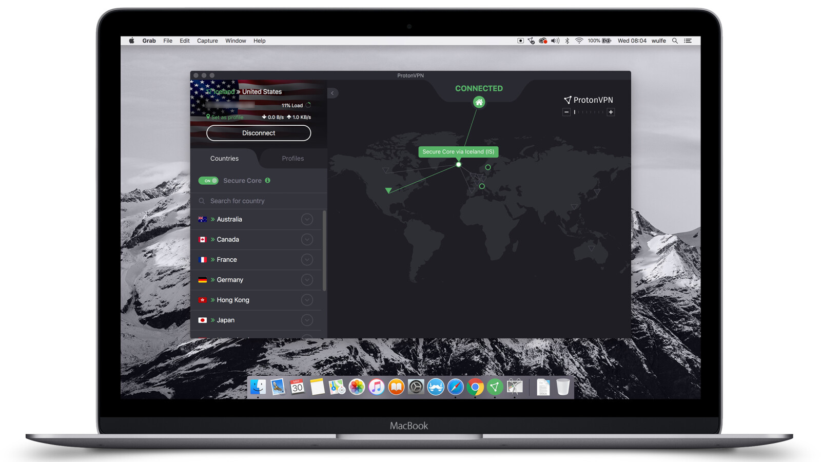 ProtonVPN im Test: Kostenloser VPN mit besonders hoher Sicherheit