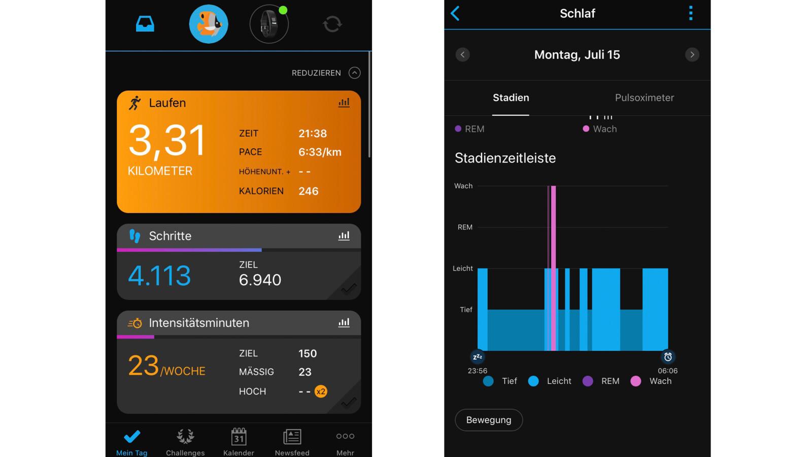 8bd013b020 Garmin vivofit 4 im Test: Fitness-Tracker ohne Herz - NETZWELT