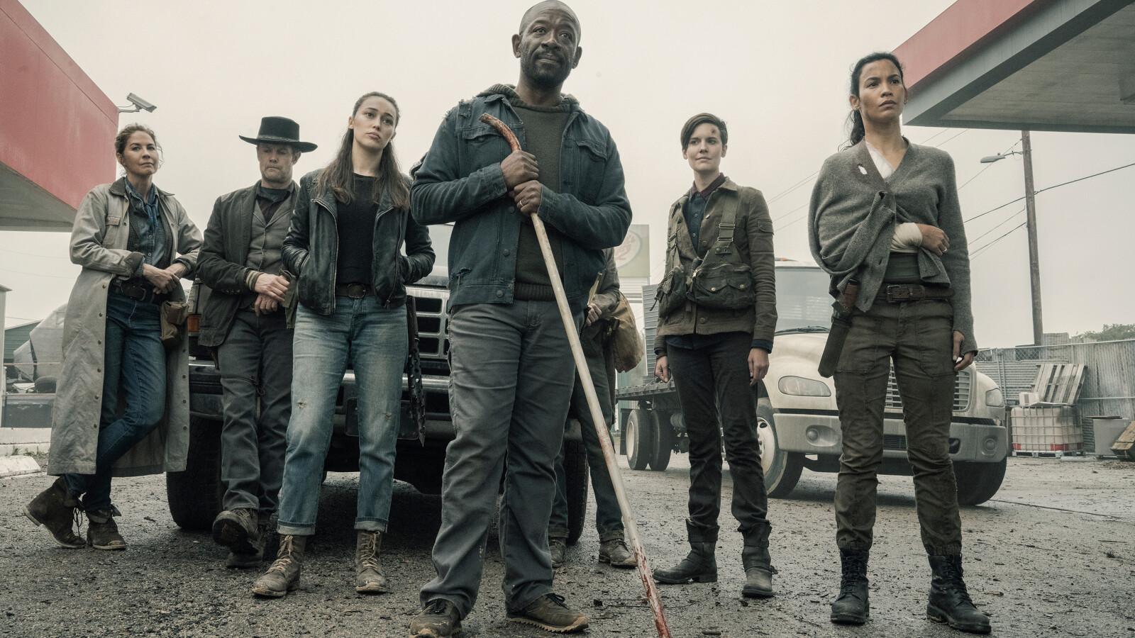 Fear The Walking Dead Staffel 6 Start