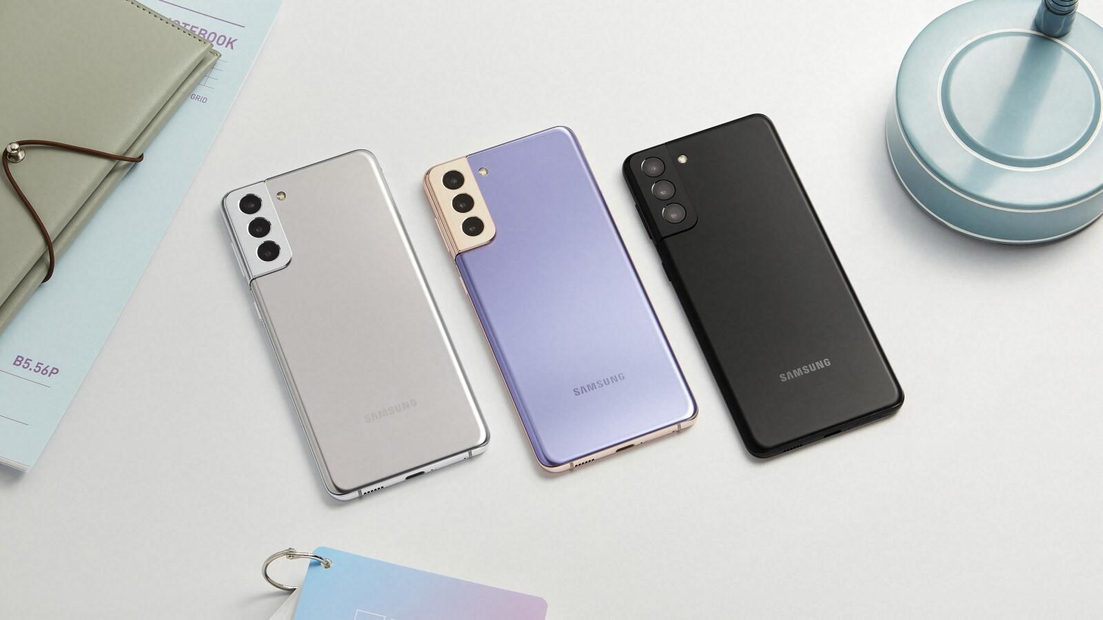 Samsung Galaxy S21 im Preisverfall: Handy-Neuheit wird immer günstiger